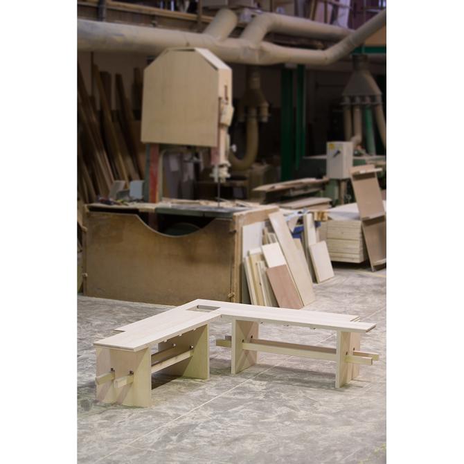 Milano bench francesc gasch industrial design for Product designer milano