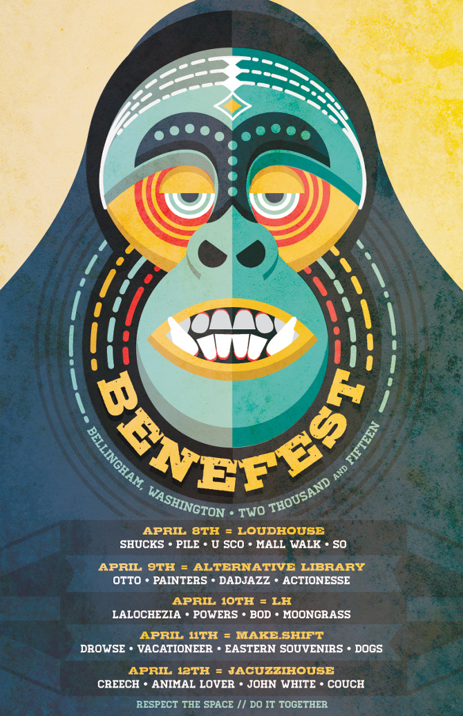 music festivals posters galleryhip     the hippest galleries